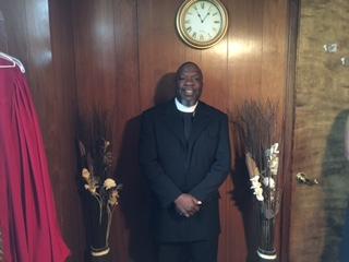 Pastor Prophet Ricky R. Smith Sr
